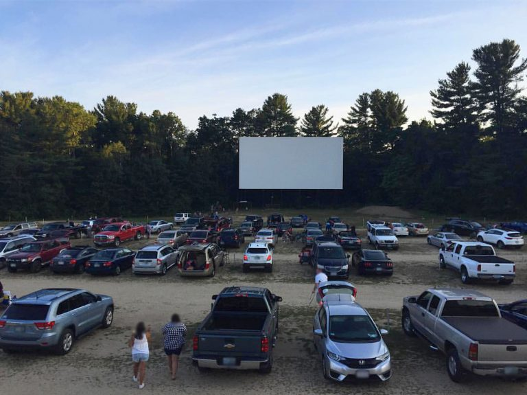 Drive in theater example image