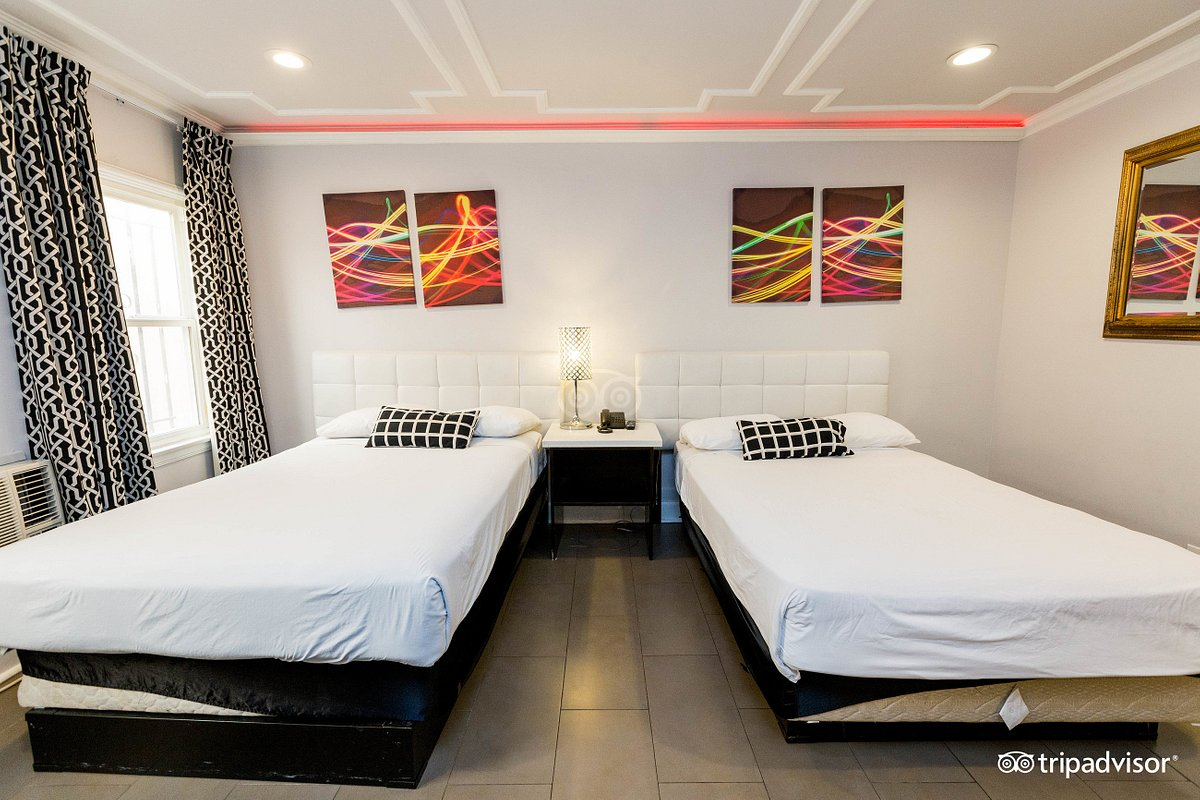 New renovated hotel rooms at a budget price