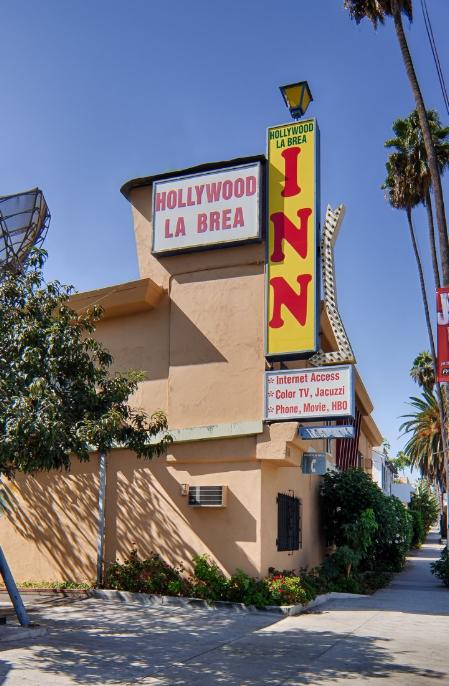 Reasonable pricing Hollywood LA Brea Inn
