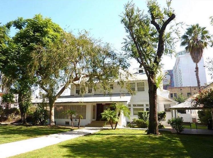 Another budget hostels: Orange Drive Hostel