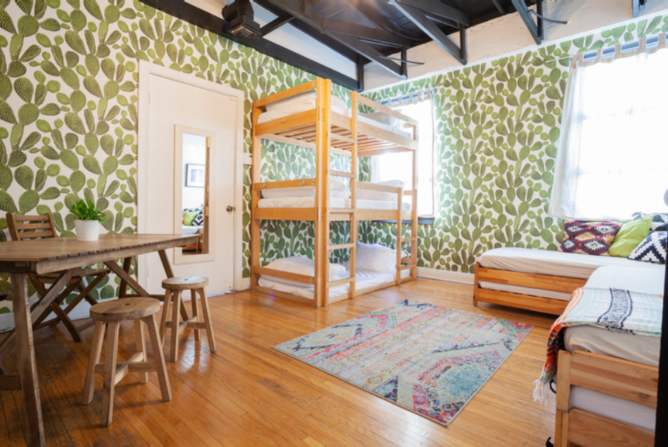 Beautiful bright room and affordable pricing at The Steady Hostel
