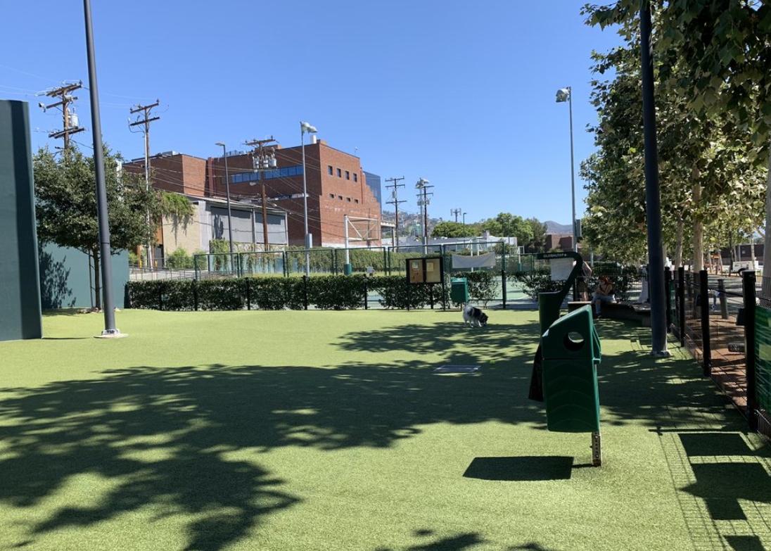 West Hollywood Dog Park